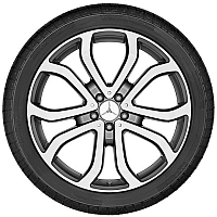 Литой диск Mercedes-Benz A29240114007X21 -