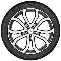 Литой диск Mercedes-Benz A29240115007X21 -