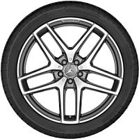 Литой диск Mercedes-Benz A29240129007X21 -