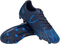 Бутсы футбольные Jogel Rapido JSH401 (синий, р-р 44) -