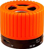 Портативная колонка Ginzzu GM-988O (оранжевый) -