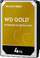 Жесткий диск Western Digital Gold 4TB (WD4003FRYZ) -