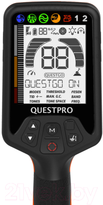 Металлоискатель Quest QuestPro