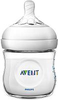 Бутылочка для кормления Philips AVENT Natural SCF030/17 (125мл) -