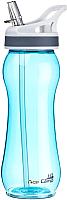 Бутылка для воды AceCamp Tritan 1553 (синий) -