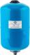 Расширительный бак Maxpump 24л (вертикальный, синий) -