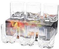 Набор стаканов Bohemia Crystal Barline 25089/133/410 (6шт) -
