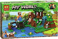 Конструктор Bela Minecraft Тренировка / 10961 (226эл) -