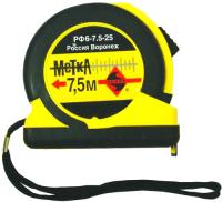 Рулетка Энкор 10107 (7.5м) -