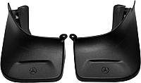 Комплект брызговиков Mercedes-Benz A1568900100 (2шт, задние) -
