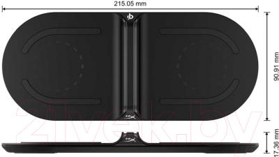 Зарядное устройство беспроводное HyperX ChargePlay Base / HX-CPBS-C