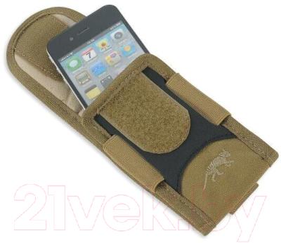 Подсумок тактический Tasmanian Tiger TT Tactical Phone Cover / 7750.04 (черный)
