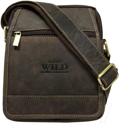 Сумка Cedar Always Wild 251-MH (коричневый)