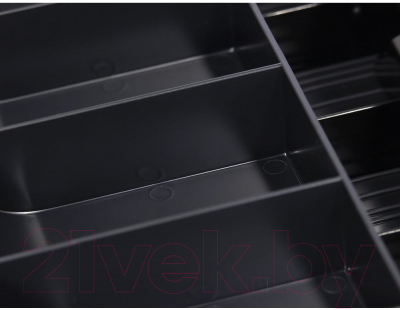 Денежный ящик HPC System 16S Epson (черный)