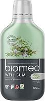 Ополаскиватель для полости рта Biomed Well Gum (500мл) -