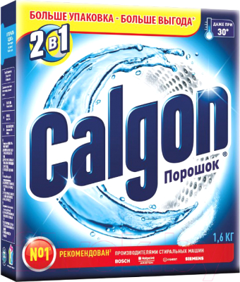 Фото - Средство для смягчения воды Calgon 2 в 1 calgon таблетки для смягчения воды 12 шт