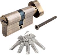 Цилиндровый механизм замка Lockit AL60 30/30 ZC AB / A6P3030T -