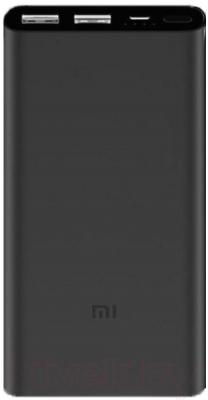 Портативное зарядное устройство Xiaomi Mi Power Bank 2s 10000mAh VXN4230GL (черный)