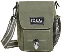 Сумка для дрессуры DOOG SB03 (зеленый) -