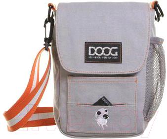 Сумка для дрессуры DOOG SB01 (серый)