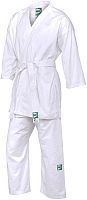 Кимоно для карате Green Hill Club KSST-10354 (р.3/160, белый) -