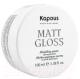 Паста для укладки волос Kapous Matt Gloss моделирующая сильной фиксации (100мл) -