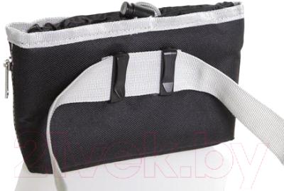 Сумка для дрессуры DOOG Medium / TP03b (черный/серый)