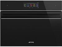 Электрический духовой шкаф Smeg SF4606WVCPNX -