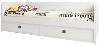 Кровать-тахта Anrex Magellan 90-2 (сосна винтаж) -