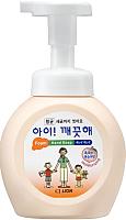 Мыло жидкое Lion Ai Kekute аромат персика с антибактериальным эффектом (250мл) -