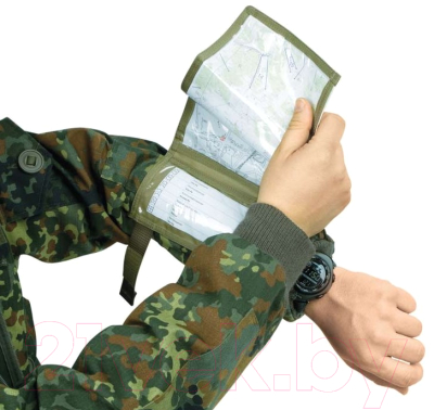 Подсумок тактический Tasmanian Tiger TT Wrist Office / 7776.036 (зеленый)