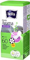 Прокладки ежедневные Bella Panty Aroma Relax Breathable (60шт) -