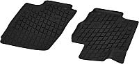 Комплект ковриков для авто Mercedes-Benz A16768063069G33 (2шт, передние) -