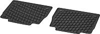 Комплект ковриков для авто Mercedes-Benz A16768072069G33 (2шт, задние) -