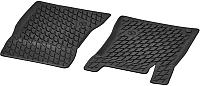 Комплект ковриков для авто Mercedes-Benz A17768079029G33 (2шт, передние) -