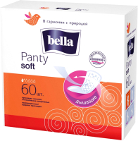 Прокладки ежедневные Bella Panty Soft (60шт) -