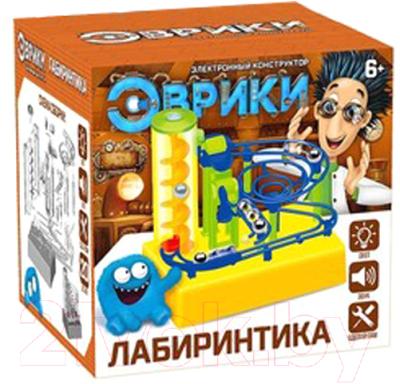 Конструктор электромеханический Эврики Лабиринтика / 1544725
