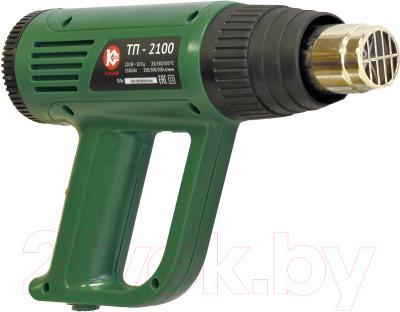 Cтроительный фен Калибр ТП-2100