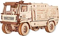 Сборная модель EWA МАЗ-5309RR 1:20 -