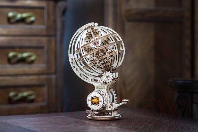 Сборная модель EWA Кинетический глобус