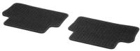 Комплект ковриков для авто Mercedes-Benz A21368063039G32 (2шт, задние) -