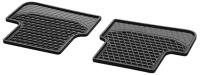 Комплект ковриков для авто Mercedes-Benz A22268077059G33 (2шт, задние) -