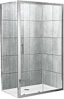 Душевой уголок Mowe Bonum KS-1112-10 (80x100, прозрачное стекло) -