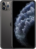 Смартфон Apple iPhone 11 Pro Max 64GB / MWHD2 (серый космос) -