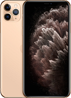 Смартфон Apple iPhone 11 Pro Max 256GB / MWHL2 (золото) -