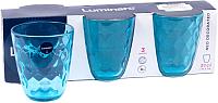 Набор стаканов Luminarc Neo diamond colorlicious blue P7130 (3шт) -