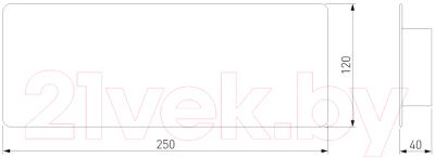 Бра Евросвет 40138/1 (белый)