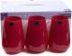 Набор стаканов Bohemia Crystal Sandra 23013/D4600/380 (6шт) -