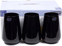 Набор стаканов Bohemia Crystal Sandra 23013/D4653/380 (6шт) -
