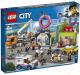 Конструктор Lego Открытие магазина по продаже пончиков 60233 -